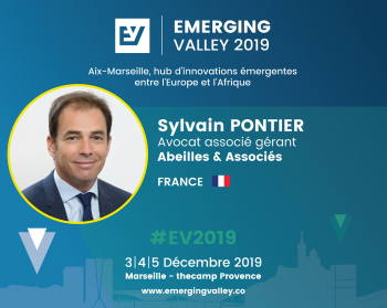 Le Cabinet Abeille&Associés participe à Emerging Valley le , le rendez-vous unique pour découvrir les Leaders de la Tech et Startups Africaines en Provence !